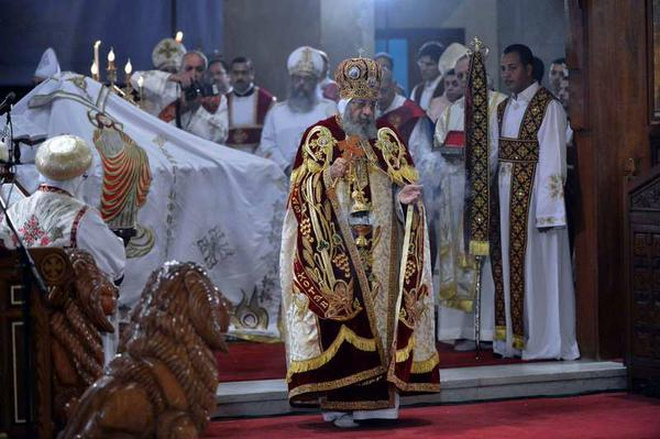 Pope Tawadros II to visit the Vatican